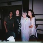 Prabha, Kristen, Grandma, Audrey